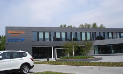 Verwaltungsgebäude Fa. Perschmann Braunschweig Außenansicht